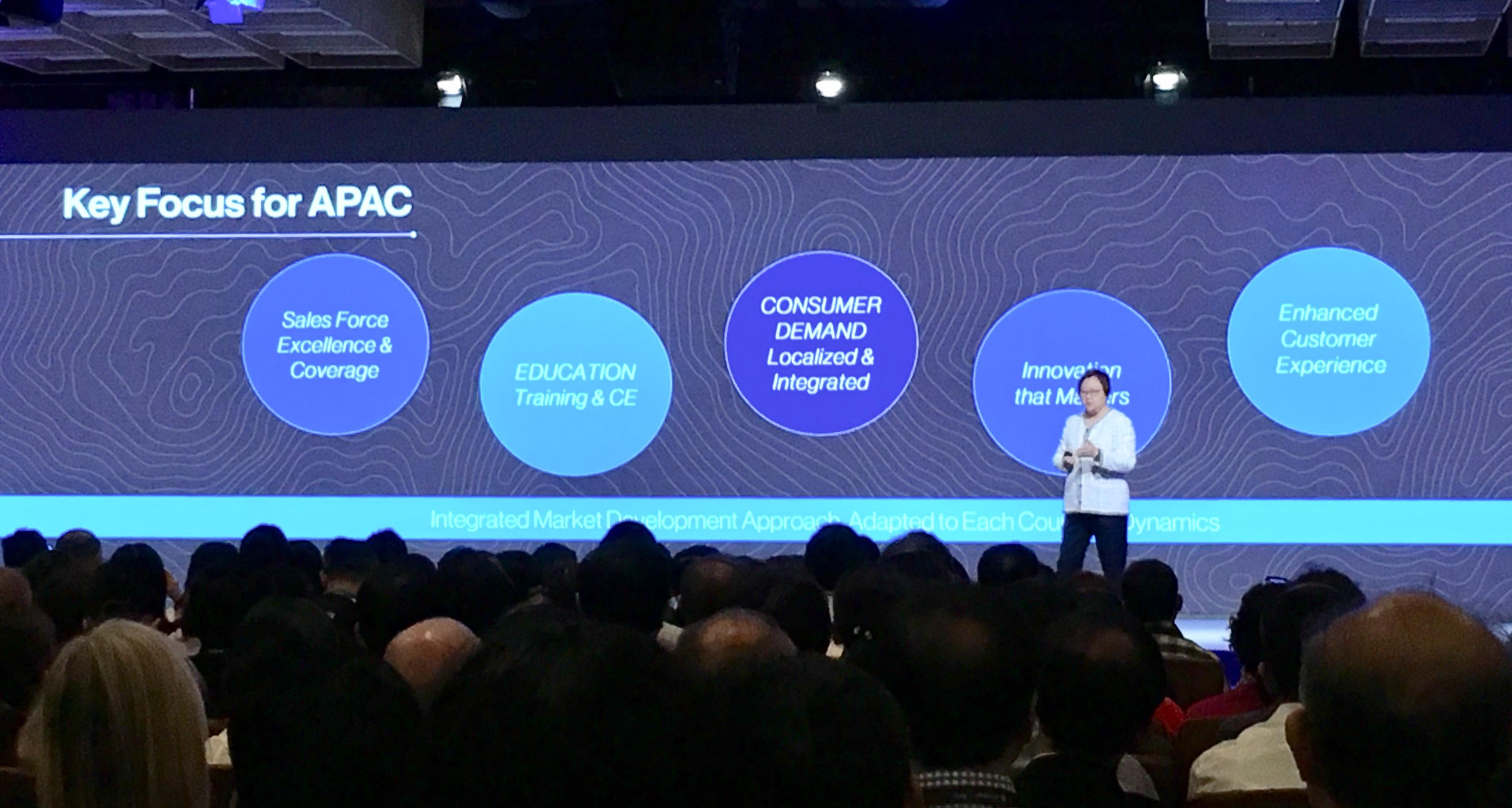 インビザラインアジアパシフィックサミット 開会式