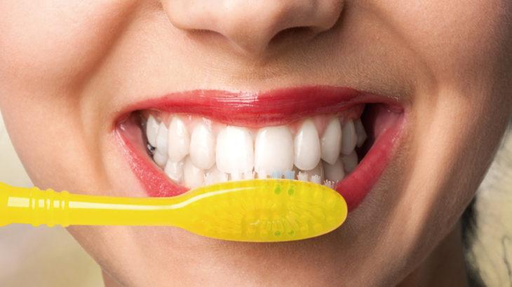 正しい歯磨き