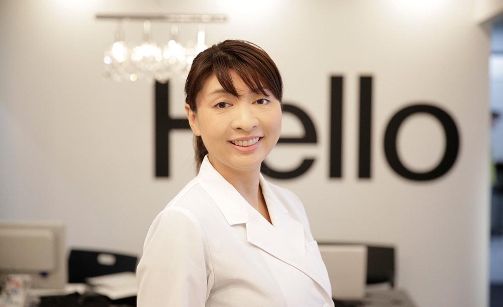横浜の矯正歯科、横浜マウスピース矯正歯科センター上田先生