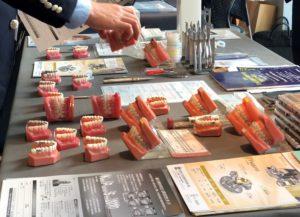 日本舌側矯正歯科学会に参加、商業展示