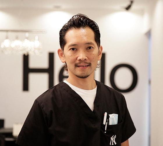 医療法人社団聖歯会 理事長 金田 徳煥先生の写真